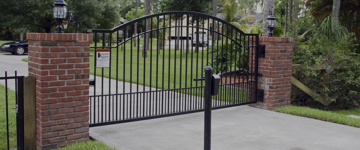 Mighty mule store your source for genuine mighty mule for Driveway gates online